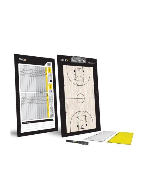 Basketball Magnacoach board