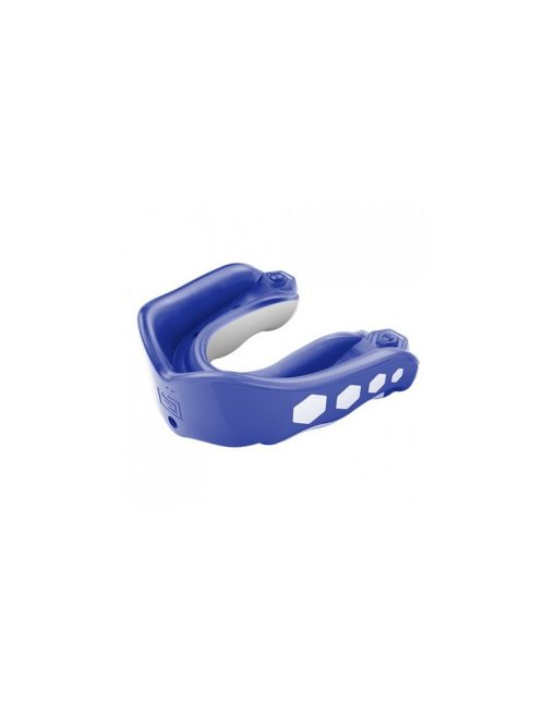 Gel max flavor fusion mouthguard Youth blue raspberry