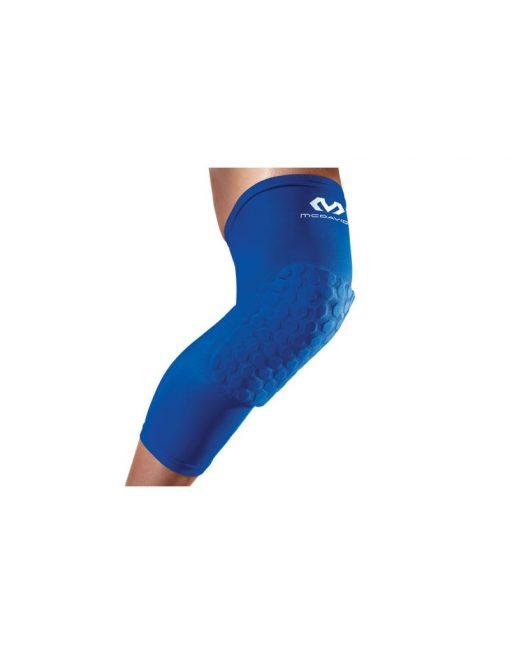 McDavid Hex Extended leg sleeve royal blue