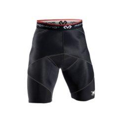 McDavid Cross compression shorts black