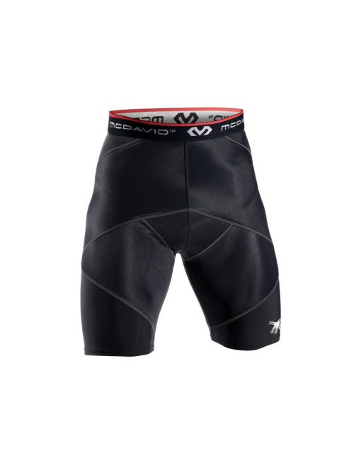 McDavid Cross compression shorts black