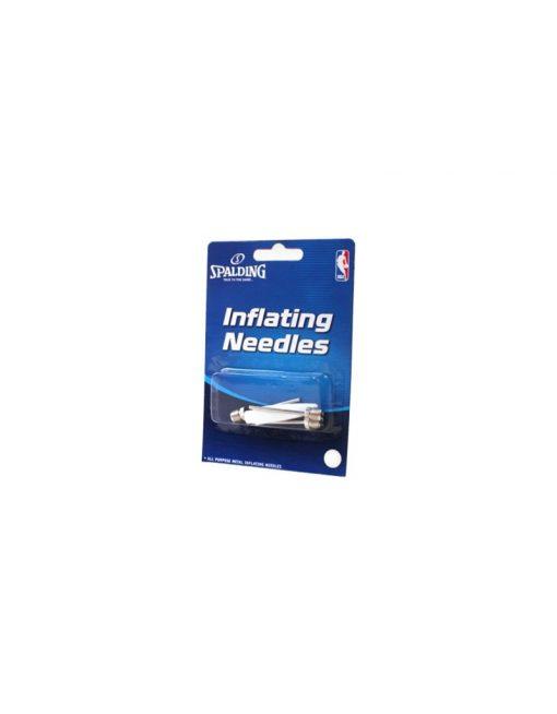 NBA Spalding inflating needles