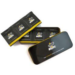 Crep Protect Wipes - vienreiz lietojamas apavu mitrās salvetes