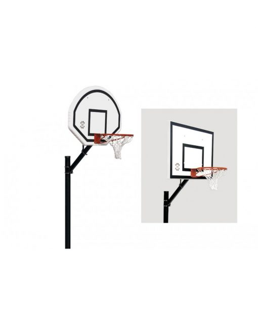 "Sure Shot Basketbola grozs ""Home Court System"""
