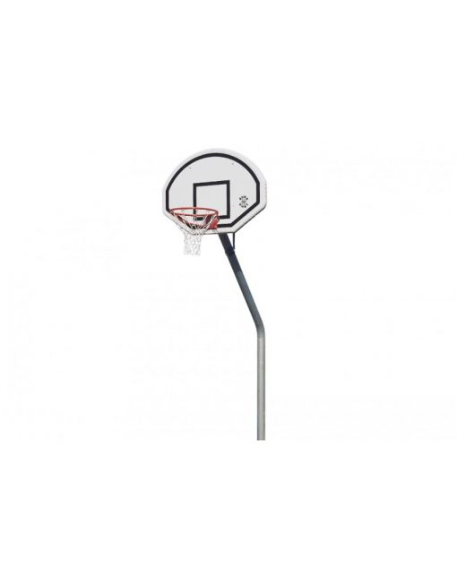 "Sure Shot Basketbols grozs ""Slimline Gooseneck Unit''"