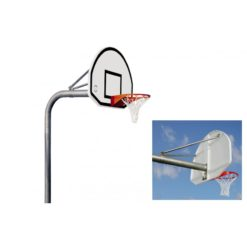 Sure Shot Basketbola grozs ''Gooseneck Unit''