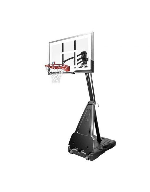 Spalding NBA Platinum Portable Basketball Hoop