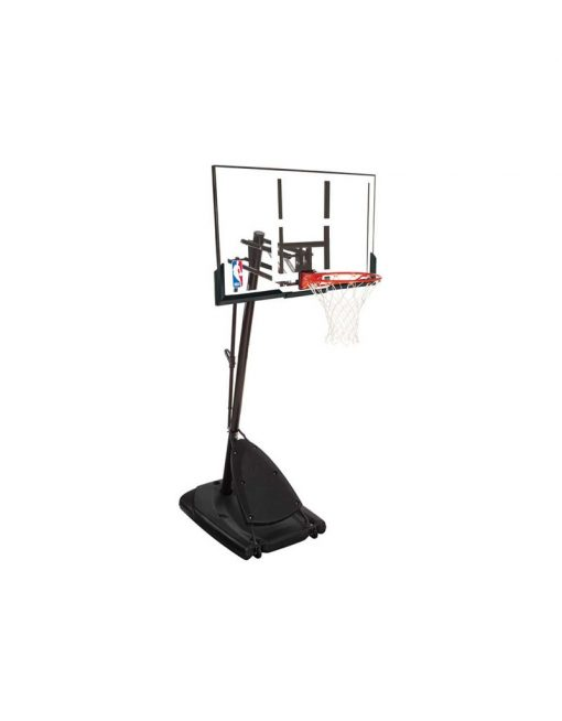 Spalding NBA Gold Portable Basketball Hoop