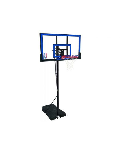 Spalding NBA Gametime Portable Basketball Hoop