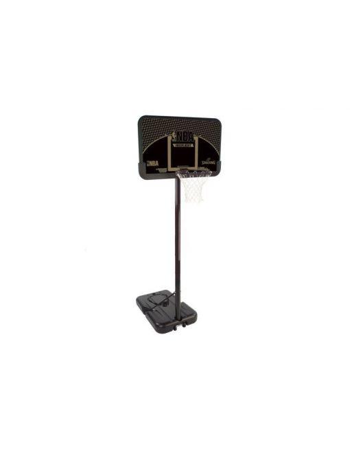 Spalding NBA Highlight Composite Portable Basketball Hoop