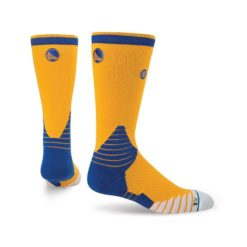 Stance NBA Oncourt Warriors Socks