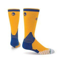 Stance NBA Oncourt Warriors Socks