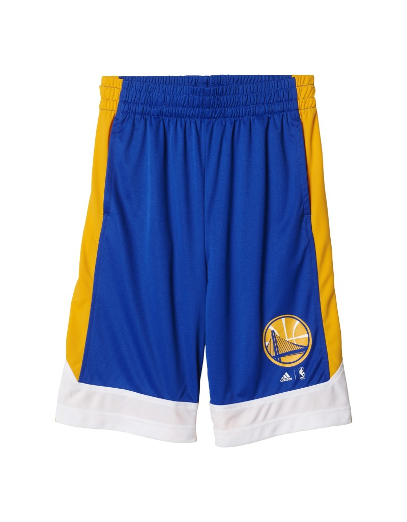 the best attitude 0c904 bccfb adidas Youth Golden State Warriors Short