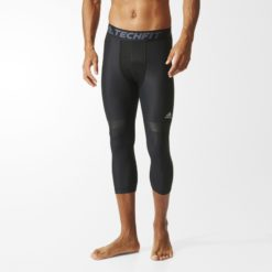 adidas Techfit Chill Three-Quarter Tights