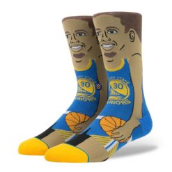 Stance NBA Legends Stephan Curry Socks