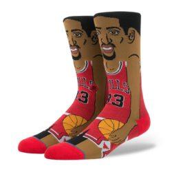 Stance NBA Legends Scottie Pippen Socks