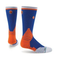 Stance NBA Oncourt Knicks Crew Socks