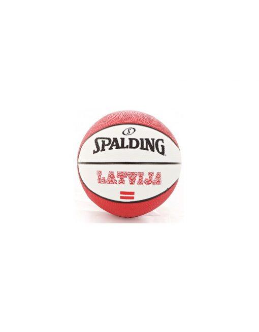 Spalding Latvia Basketball Size 1