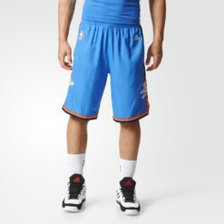 adidas Oklahoma City Thunder Swingman Shorts