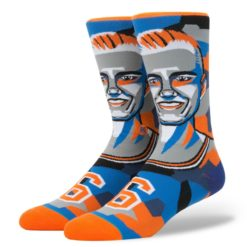Stance NBA Future Legends Mosiac Porzingis Orange