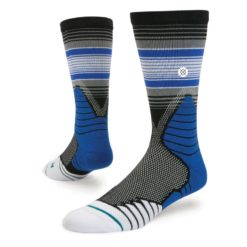 Stance Basketball Performance Three Point Black