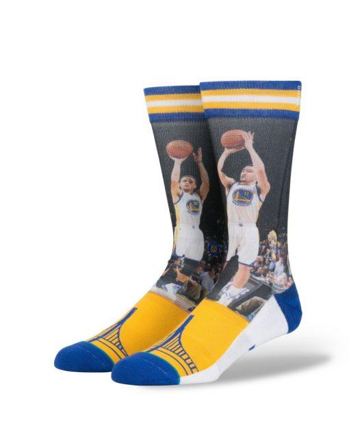 Stance NBA Future Legends Curry Thompson Blue