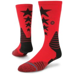 Stance Basketball Performance Monsignor Red