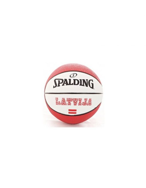 Spalding Latvia Basketball size 5