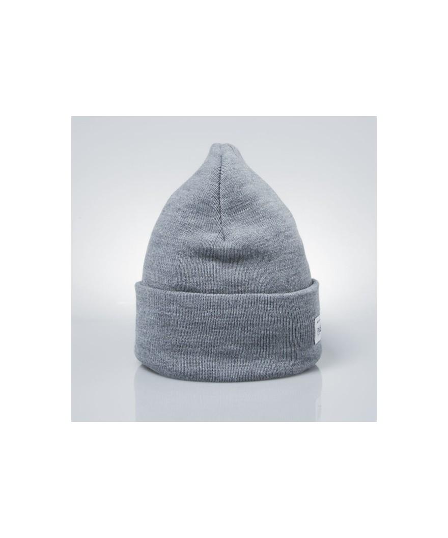 357f79f626fd2 Mitchell   Ness winter beanie M N grey heather Nostalgia Cuff Knit ...