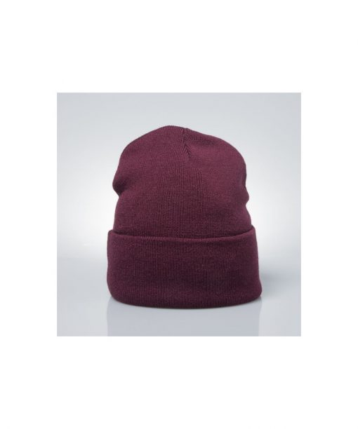 Mitchell & Ness winter beanie M&N burgundy Nostalgia Cuff Knit
