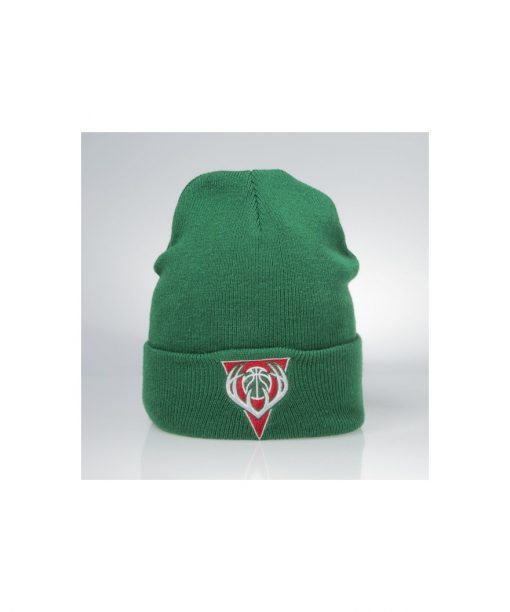 Mitchell & Ness winter beanie Milwaukee Bucks green