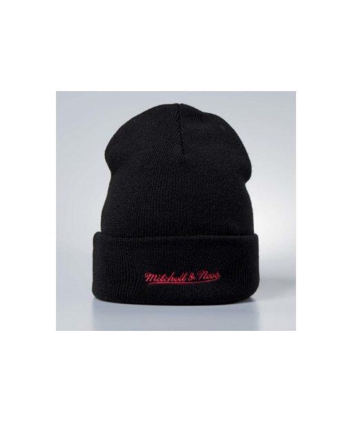Mitchell & Ness winter beanie Toronto Raptors black Team Logo Cuff