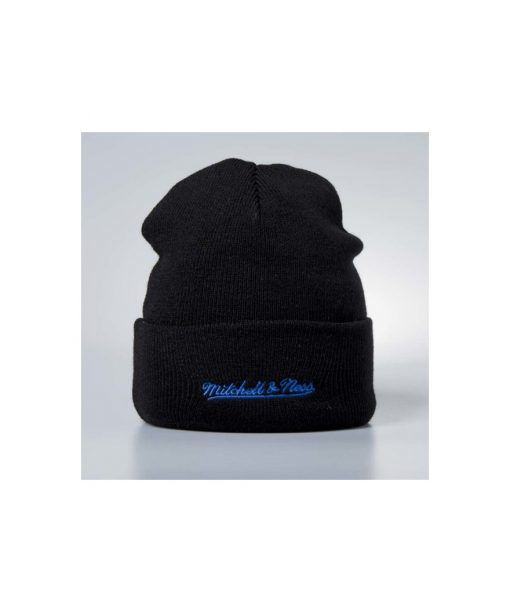 Mitchell & Ness winter beanie New Jersey Nets black Team Logo Cuff