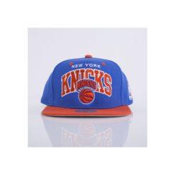 Mitchell & Ness cap snapback New York Knicks royal Team Arch