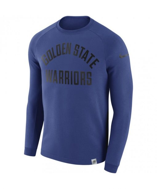 Nike NBA Golden State Warriors Modern Crew ''Rush Blue''