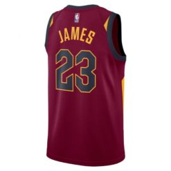Nike NBA LeBron James Cleveland Cavaliers Icon Swingman Jersey