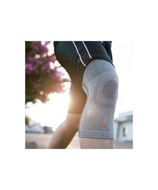 Knee Sleeve Grey
