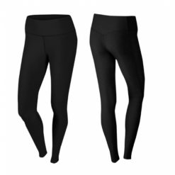 Womens performance pants black
