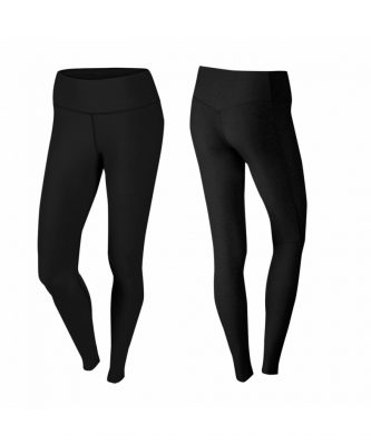 Womens performance pants black