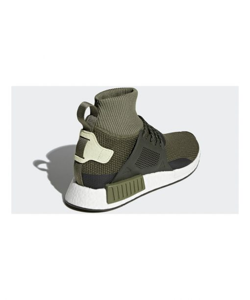 adidas NMD_XR1 Winter Shoes ''Olive''