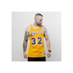Mitchell & Ness Los Angeles Lakers - Magic Johnson yellow Swingman Jersey