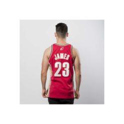 Mitchell & Ness Cleveland Cavaliers Lebron James red Swingman Jersey