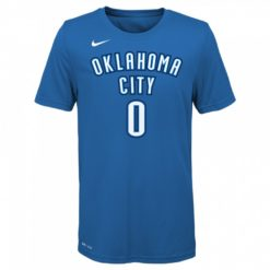 Nike Dry Oklahoma City Thunder Russell Westbrook Boy's tee
