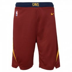 Nike NBA Clevland Cavaliers Boys Swingman Shorts