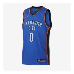Nike Dry Oklahoma City Thunder Russell Westbrook Boys Swingman Jersey