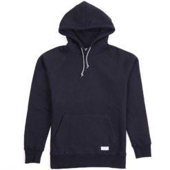K1x Authentic Hoody Black