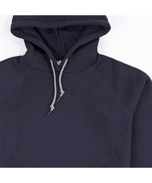 K1x Authentic Hoody Black