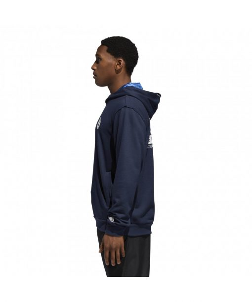 adidas Dame NEVER DOUBT SHOOTER HOODIE