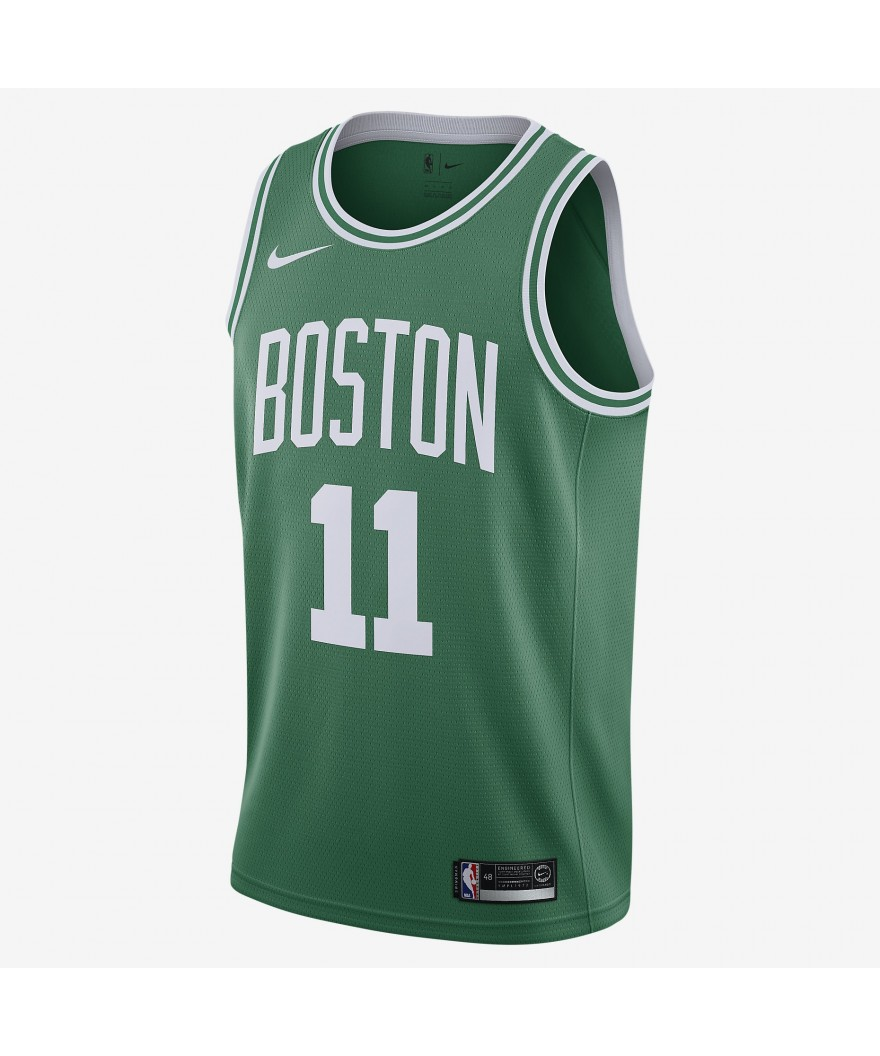 new style 4d38d 11aec Nike Kyrie Irving Boston Celtics Swingman Jersey
