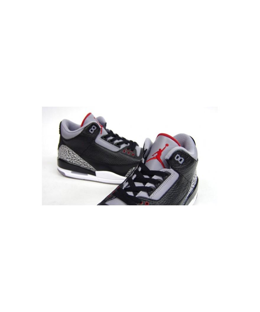 "separation shoes b3b8f faac5 Air Jordan 3 Retro OG ""Black Cement"" | Pro Basketball"